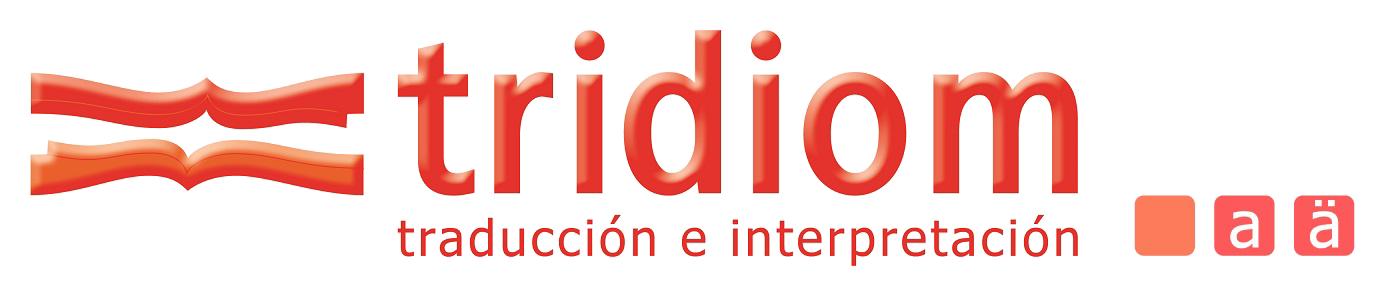 Logo Tridiom