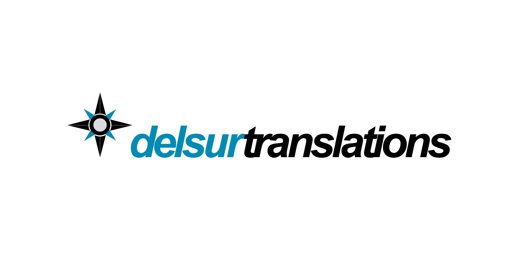 Logo delsurtranslations