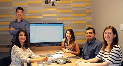 Plunet Translation Management System_Customer Story_ Netwire_Hero image_team