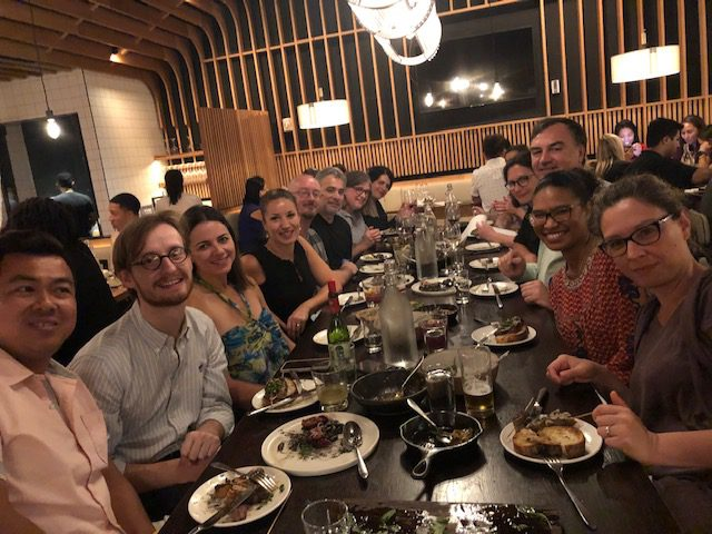 Plunet Training Days 2019: Dinner and Networking