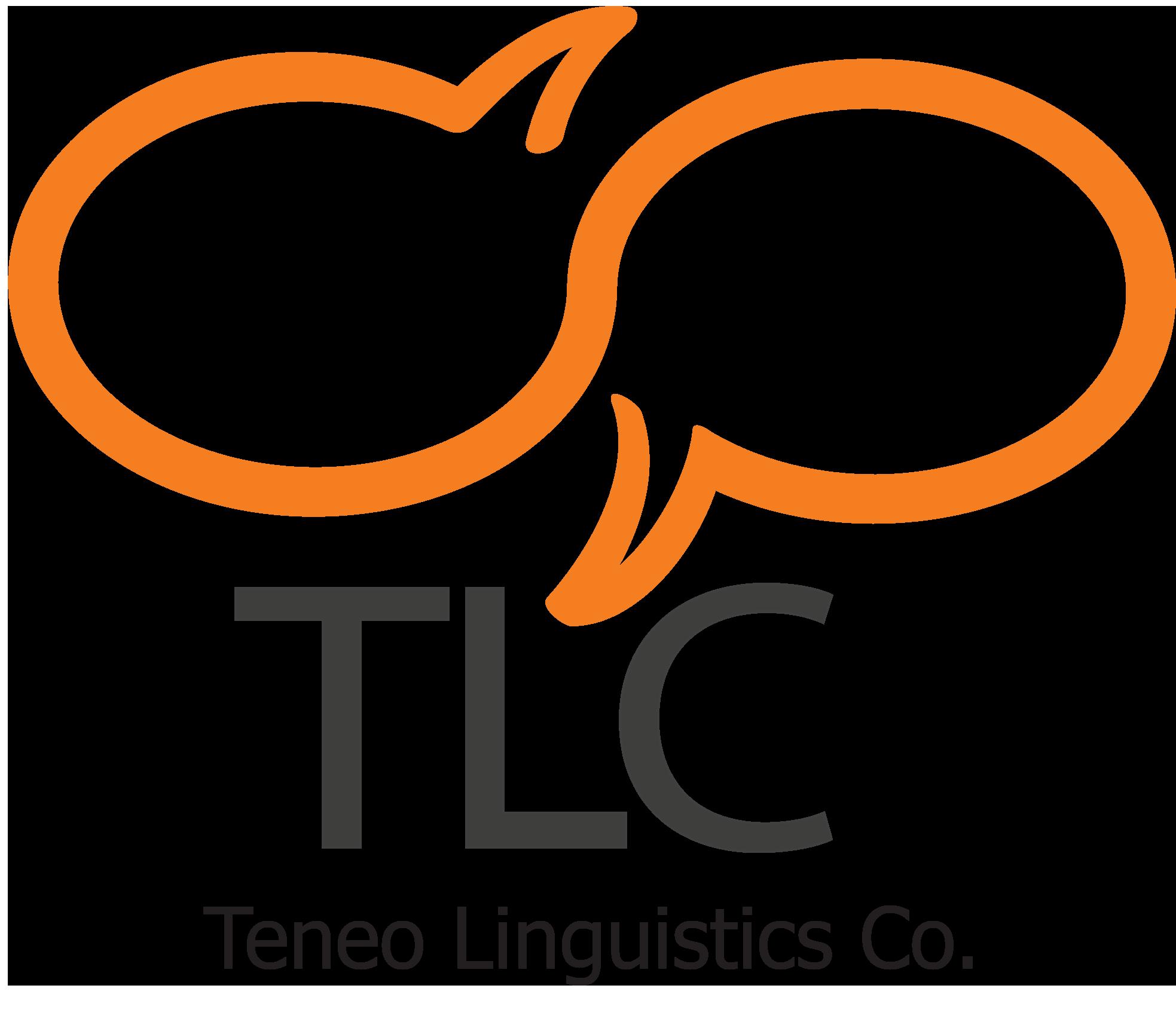 Teneo Linguistics Company Logo